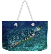 Hawksbill Sea Turtle 5 Weekender Tote Bag