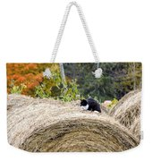 Hay Kitty Weekender Tote Bag