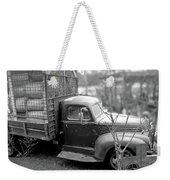 Hay Truck Weekender Tote Bag