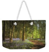 Hay Wood Bluebells 3 Weekender Tote Bag