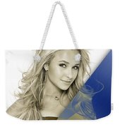 Hayden Panettiere Collection Weekender Tote Bag