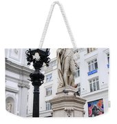 Haydn On Vienna Street Corner Weekender Tote Bag
