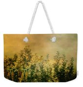 Haze On Moonlit Meadow Weekender Tote Bag