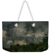 Hdr Clouds Weekender Tote Bag