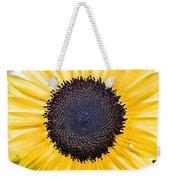 Hdr Sunflower Weekender Tote Bag