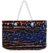 Hdr Water Dancer  Weekender Tote Bag