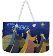 Three Wise Men Disney Springs Weekender Tote Bag