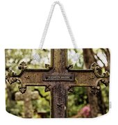 He Came To Believe Weekender Tote Bag