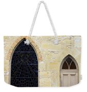 He Is My Refuge Weekender Tote Bag