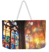 He Shall Bring You Into The Light Weekender Tote Bag