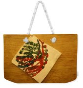 Head - Tile Weekender Tote Bag