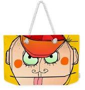 Head 86 Weekender Tote Bag