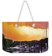 Head For Safety Weekender Tote Bag
