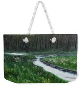 Head For The Forest Weekender Tote Bag