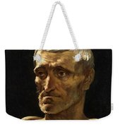 Head Of A Shipwrecked Man  Weekender Tote Bag