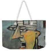 Head Of The House Weekender Tote Bag