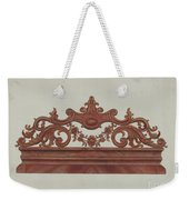Headboard Weekender Tote Bag