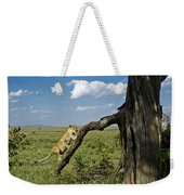 Heading For A High Spot Weekender Tote Bag