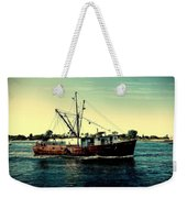 Heading Out - Jersey Shore Weekender Tote Bag