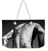 Headless 2 Weekender Tote Bag