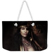Heads You Lose Weekender Tote Bag by Shanina Conway
