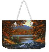 Headwaters Weekender Tote Bag