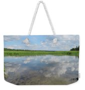 Headwaters Of The Mississippi Weekender Tote Bag