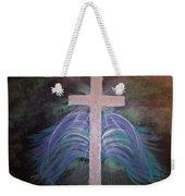 Healing In His Wings Weekender Tote Bag