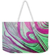 Healing Waves Weekender Tote Bag