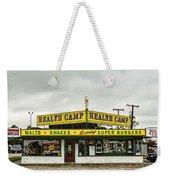 Health Camp Weekender Tote Bag