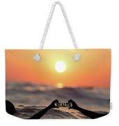 Health - Digital Art Weekender Tote Bag