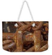Heaped Chains 04 Weekender Tote Bag