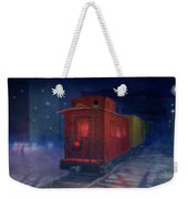 Hear That Lonesome Whistle Weekender Tote Bag
