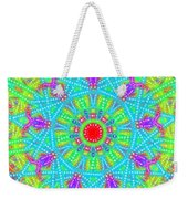 Heart At The Center Weekender Tote Bag