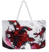 Heart Identity Complex Weekender Tote Bag