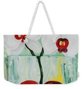 Heart In Bloom Weekender Tote Bag