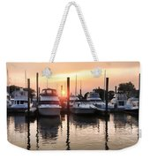 Heart Light Weekender Tote Bag