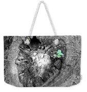 Heart Of A Tree 2 Weekender Tote Bag