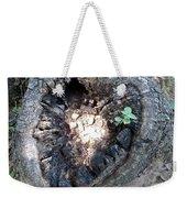 Heart Of A Tree  Weekender Tote Bag