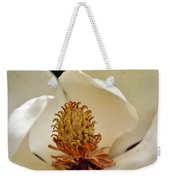 Heart Of Magnolia Weekender Tote Bag