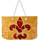 Heart Of New Orleans Weekender Tote Bag