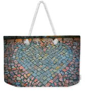 Heart Of Stone Weekender Tote Bag