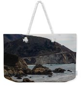 Heart Of The Bixby Bridge Weekender Tote Bag