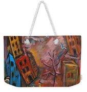 Heart Of The City Weekender Tote Bag