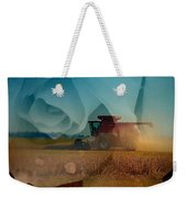 Heart Of The Delta Weekender Tote Bag
