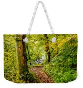 Heart Of The Forest Weekender Tote Bag