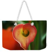 Heart Of The Lily Weekender Tote Bag