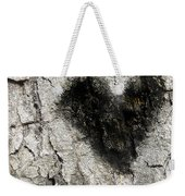 Heart Of The Matter Weekender Tote Bag