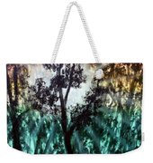 Heart Of The Rain Forest Weekender Tote Bag