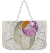 Heart-unicorn-artwork Weekender Tote Bag